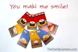 You Maki me smile!