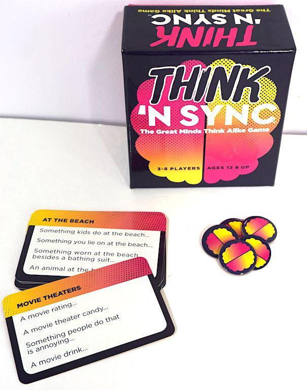 Think N Sync game