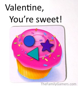 Valentine, you're sweet!