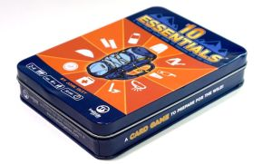 10 Essentials game tin