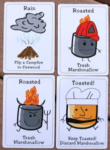 Toasted or Roasted cards