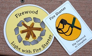 Toasted or Roasted: Firewood and Fire Starter