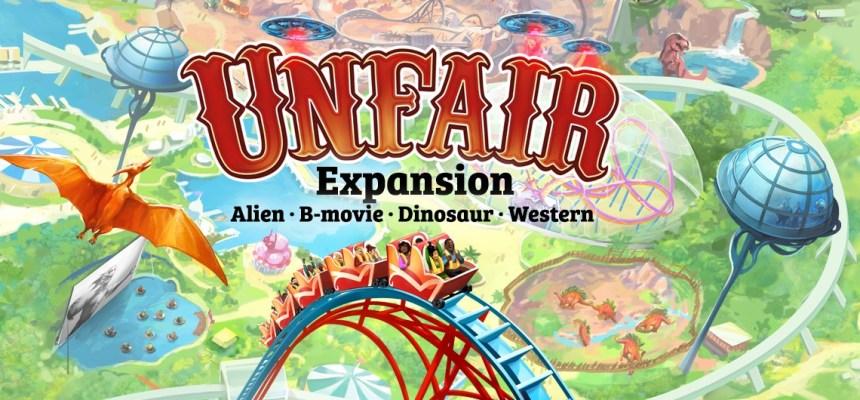 Unfair Expansion Alien - B-movie - Dinosaur - Western