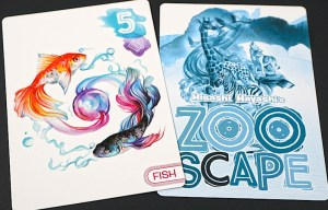 Zooscape Fish card