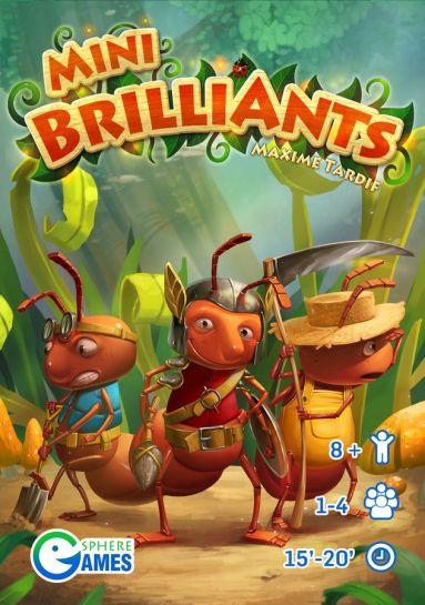 Mini BrilliAnts Board Game