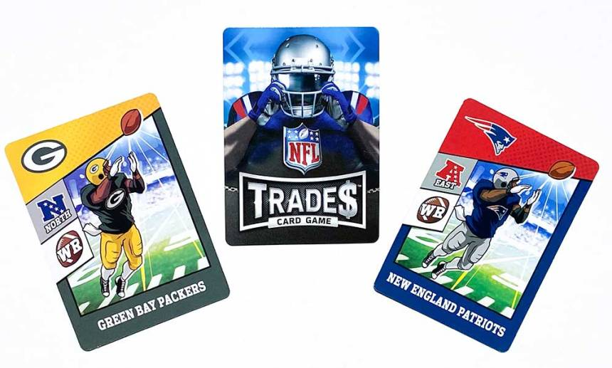 NFL Trade$ Green Bay Packers vs New England Patriots