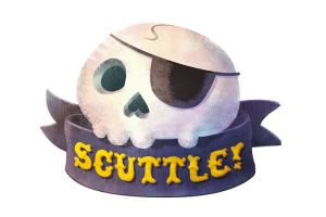 Scuttle game logo