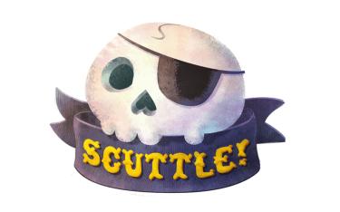 Scuttle game logo