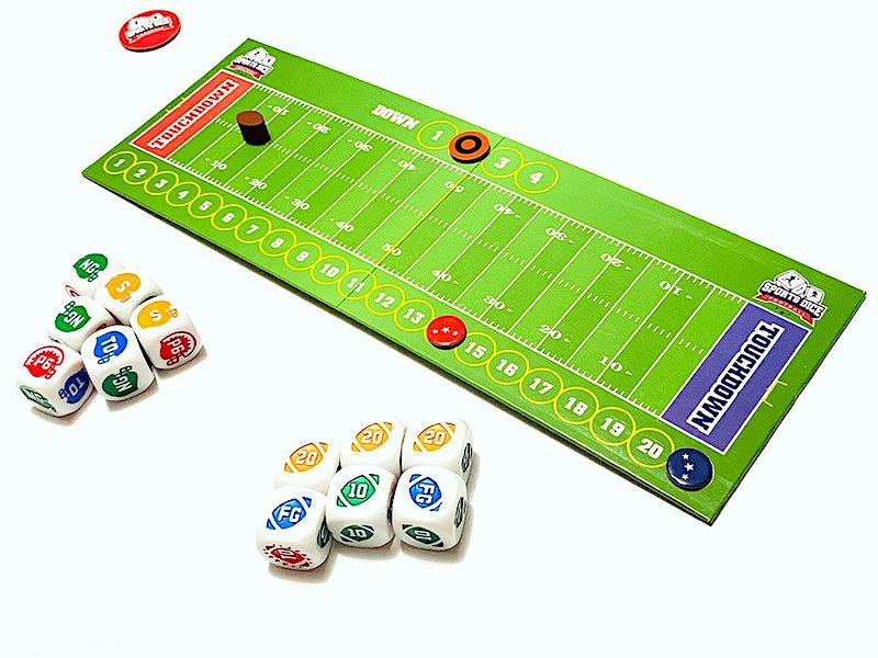 Endgame: Sports Dice Football
