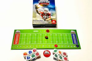 Sports Dice Football - FunWiz