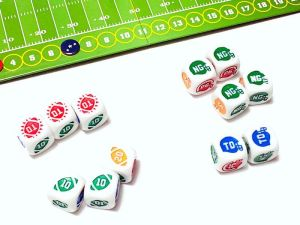 Rolling the dice in Sports Dice Football