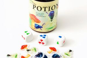 The Potion: a micro-game from Foxmind