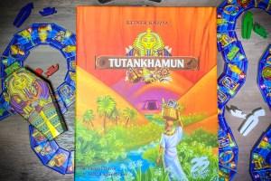 Reiner Knizia's Tutankhamun published by 25th Century Games