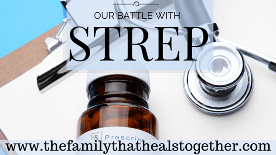 Our Battle with Strep and SIBO