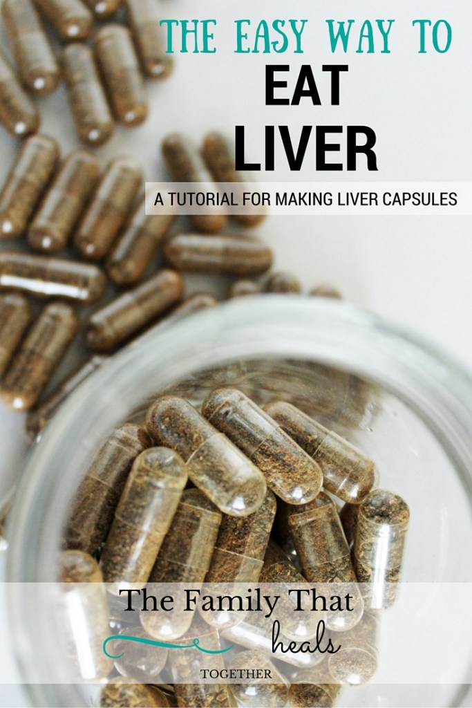 The Easy Way to Eat Liver_pinterest