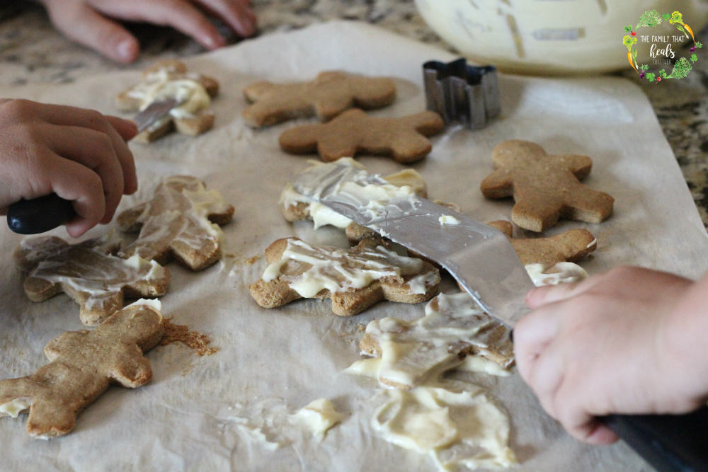 Gingerdoodles: Healthy Holiday Cookies for Paleo, GAPS, and Primal Diets | The Family That Heals Together