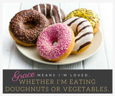 On Guilt, Grace... and Doughnuts | The Family That Heals Together