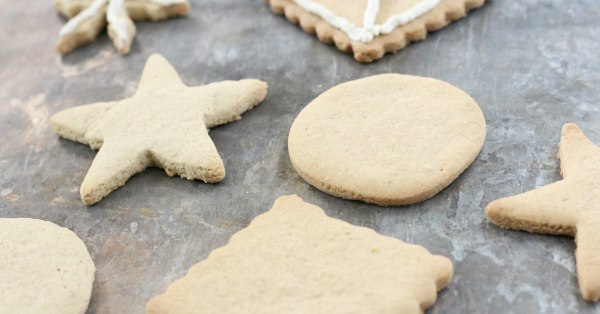 Cassava Flour Sugar Cookies The Family That Heals Together