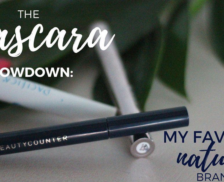 Natural Eye Makeup: The Mascara Showdown