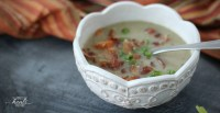 Easy Clam Chowder Recipe (In The Instant Pot!) | Paleo | AIP | Whole30 | The Family That Heals Together