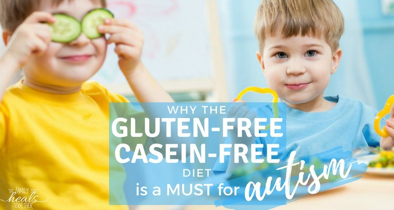 Why the GFCF Diet is a Must for Autism