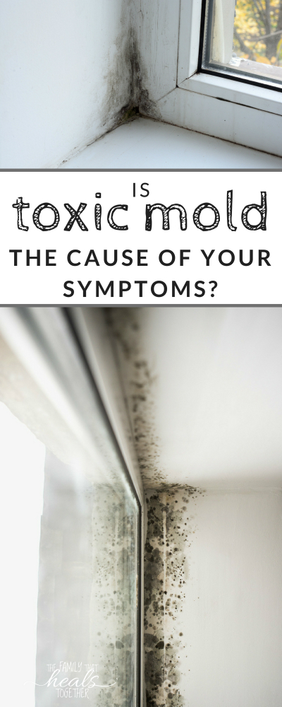 Your body is equipped to handle occasional mold exposure, but if you notice toxic mold symptoms, you may need to detox and check your home for exposures. Read more about the signs & symptoms, and what to do about them from The Family That Heals Together
