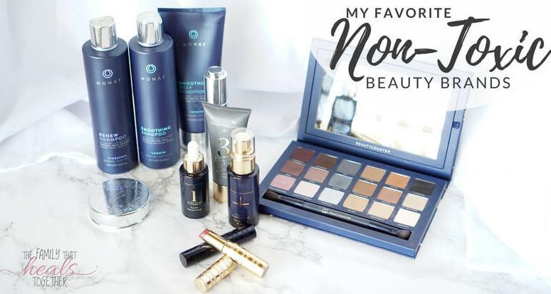 "My Favorite Safe Cosmetics (""Natural"" Brands I Love!)"