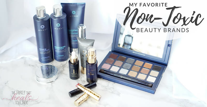 """My Favorite Safe Cosmetics (""""Natural"""" Brands I Love!) 