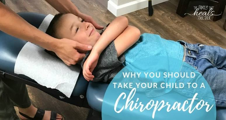 Why You Should Take Your Child to a Pediatric Chiropractor