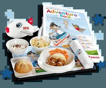 Swiss Kids meal