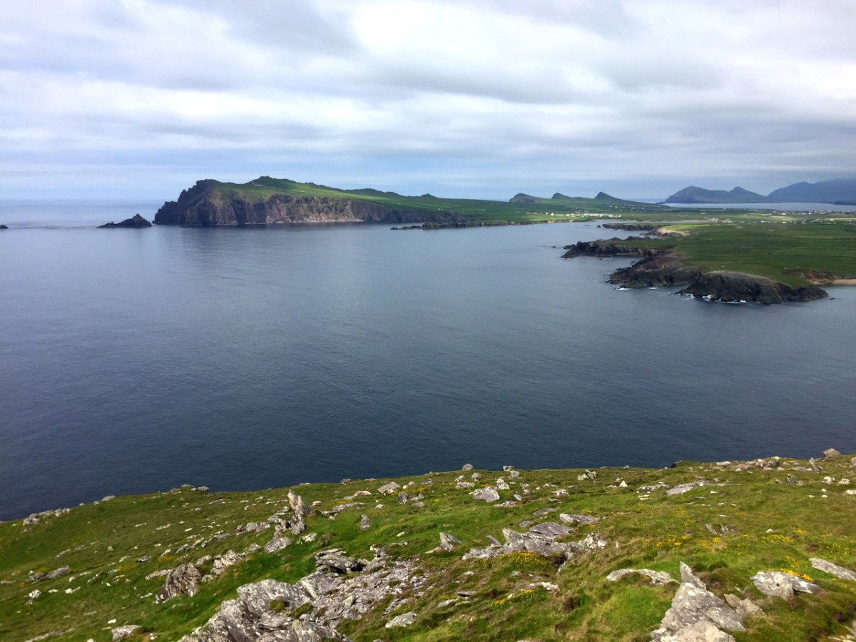 Ireland Three Sisters view