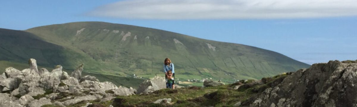 Melissa and Jacob in Dingle