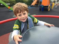 international family travel, Ireland with kids