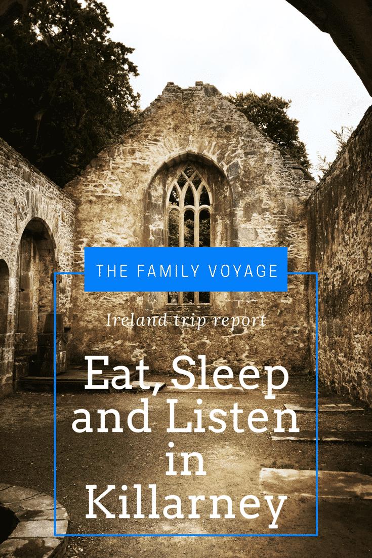 Ireland family travel