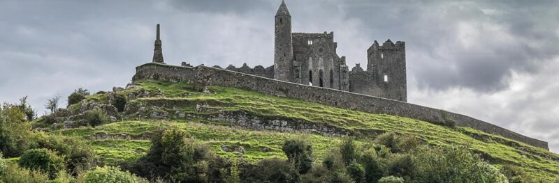 Baby You Can Drive My Car (all the way to Rock of Cashel)