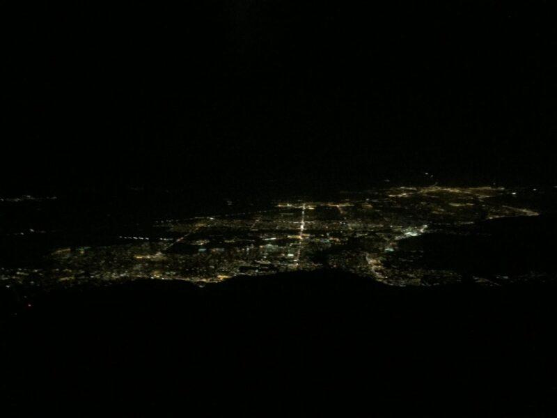 Palm Springs Aerial Tram view