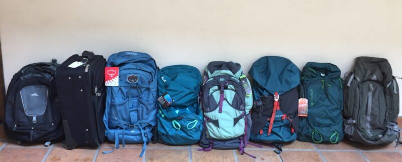 Compare Travel Backpacks for women