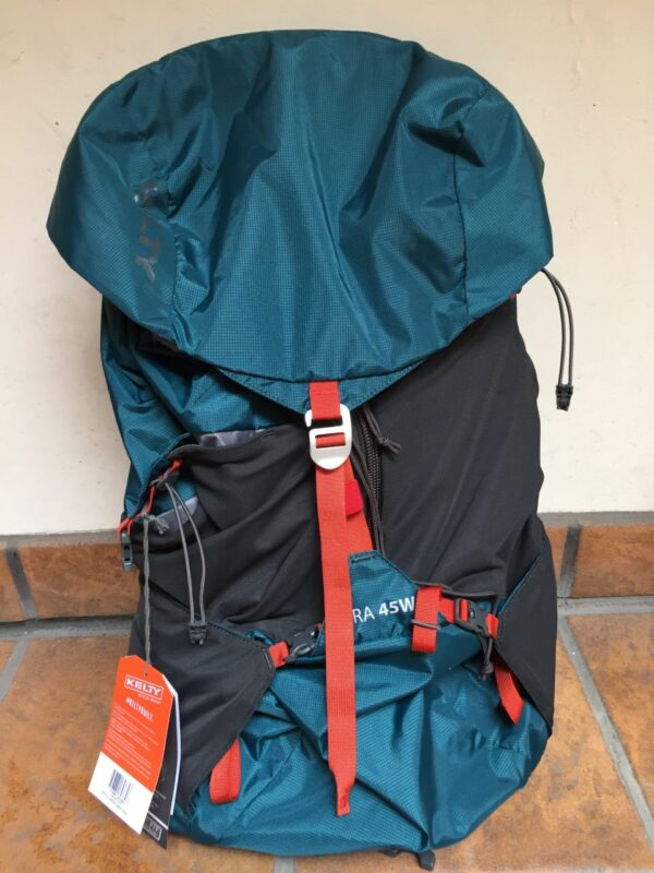 Kelty Sira 45 front view