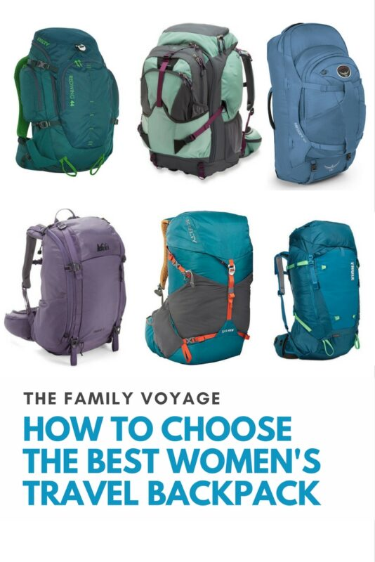 Are you shopping for a women's travel backpack? Check out our hands-on review of some of the best backpacks for women! How to choose the right women's travel pack and the best women's backpacks in 2017.