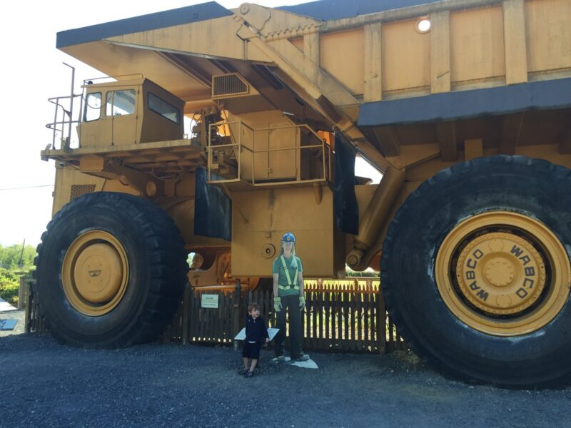 Britannia copper mine squamish canada