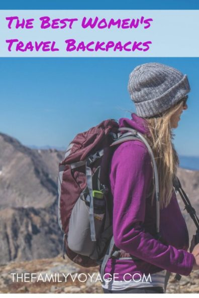 Are you shopping for a women's travel backpack? Check out our hands-on review of some of the best backpacks for women! How to choose the right women's travel pack and the best women's backpack in 2017.