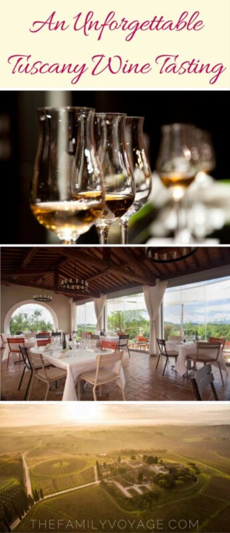 Are you planning your Italian vacation? Click to read about one of the most special wine tasting tours in Tuscany. food wine pairing | wine tasting | winery vineyard | winery vacation