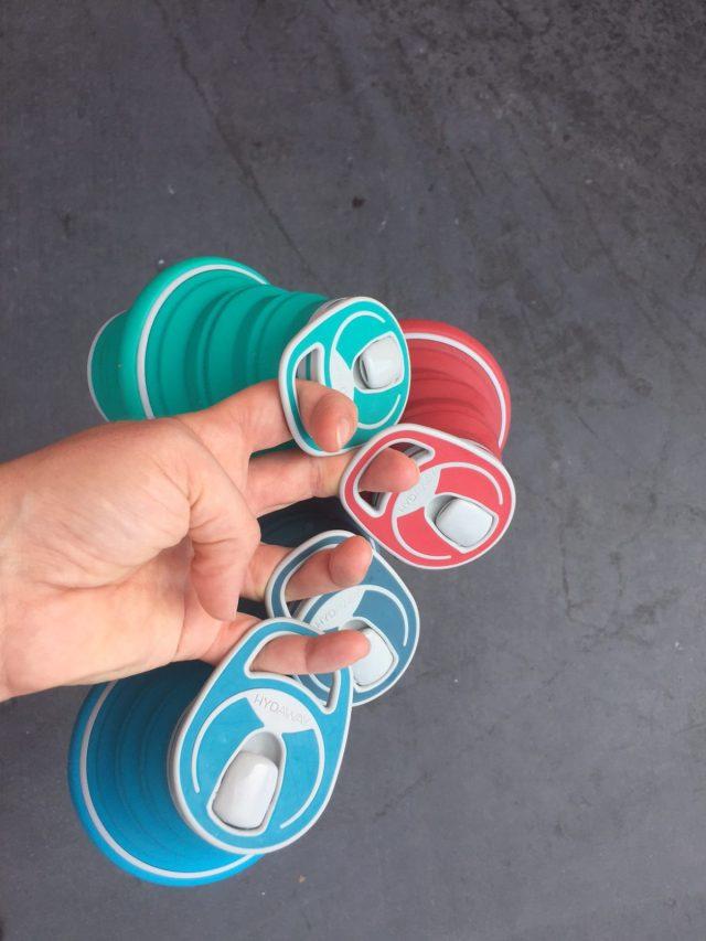 best foldable water bottle
