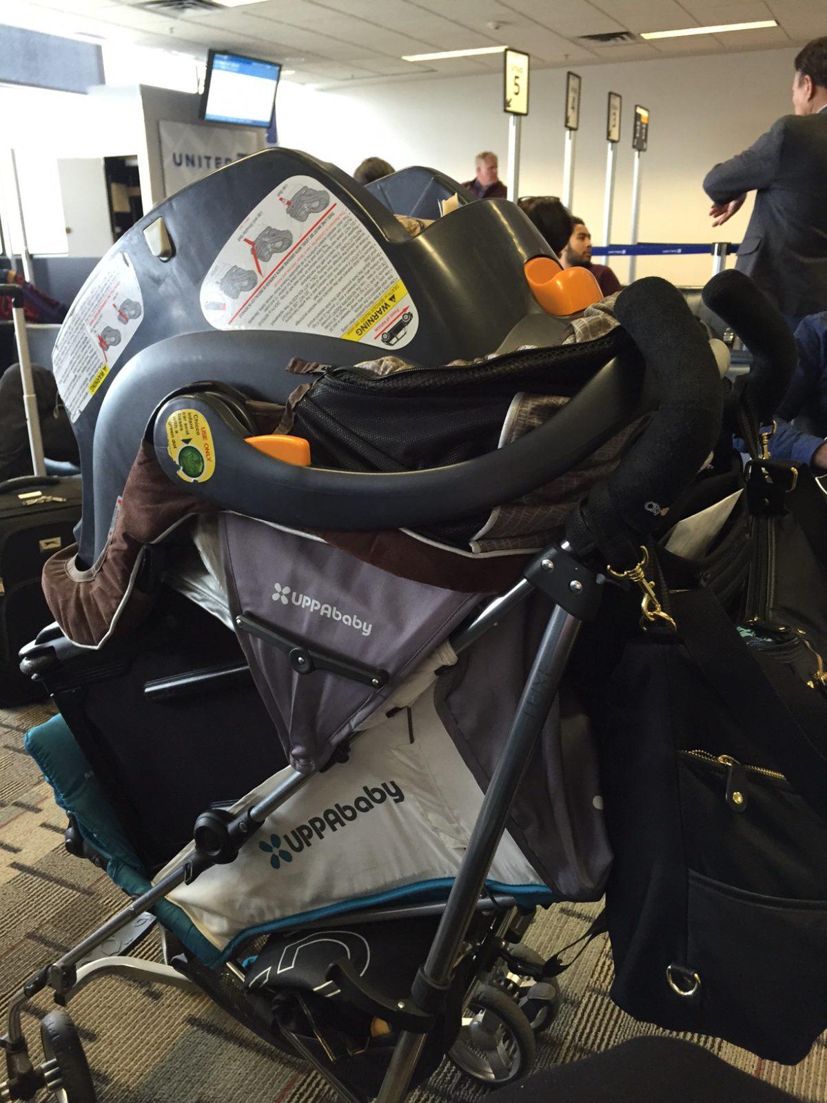 car seat transporter