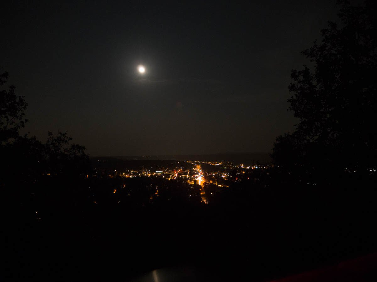 flagstaff at night | fun things to do in flagstaff