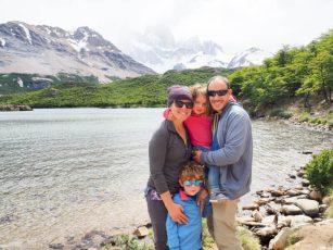 Patagonia family trip