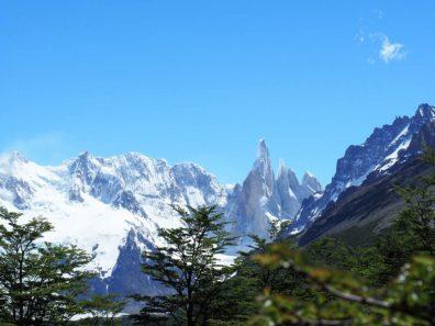 Fitz Roy view from Mirador del Cerro Torre