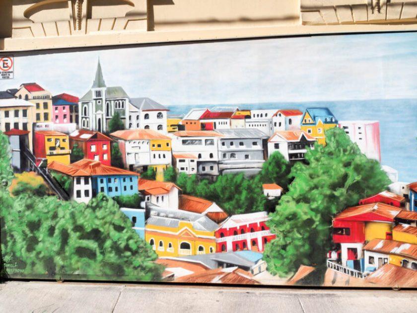 valparaiso chile tourism