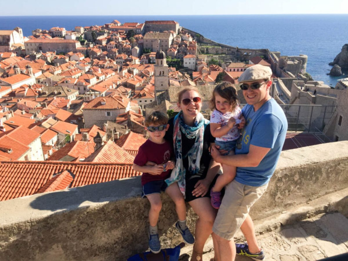 old city walls: things to do in dubrovnik croatia