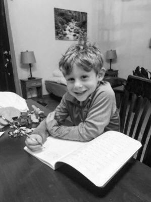 Jacob's own travel journal
